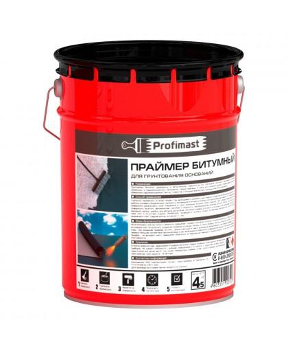 Праймер битумный New Profimast (5л./4,5 кг)
