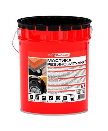Мастика резинобитумная New Profimast (21,5 л./18 кг)