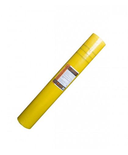 Сетка фасадная Wand Master PRO жёлтая (20 м)