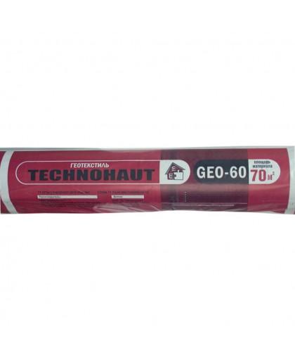 Геотекстиль Технохаут GEO60 70м2