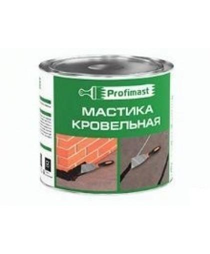 Мастика кровельная New Profimast (2л/1,8 кг)