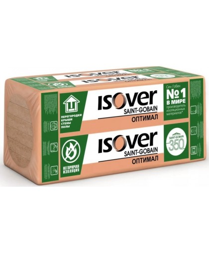 Утеплитель Isover Стандарт (Базальт)