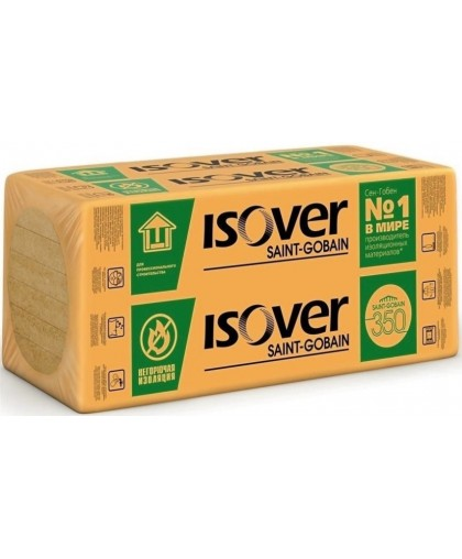 Утеплитель Isover Венти Оптимал (Базальт)